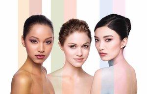make up forever step1 skin equalizer official models shot