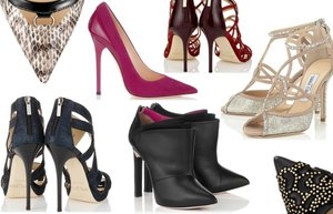 jimmy choo 2014 2015 sonbahar kis ayakkabi koleksiyonu moda