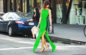 2016 yilbasi elbise renkli stil moda tarz ozel gun