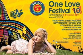 efes one love 2011