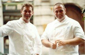 enrico and bobo cerea sef chef michelin restoran