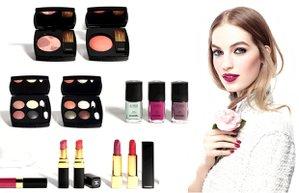 chanel ilkbahar yaz 2015 makyaj koleksiyon guzellik mnk