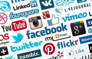 sosyal medya facebook twitter