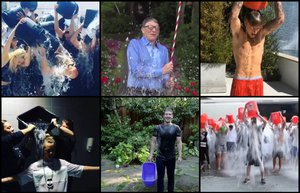 ice bucket challange bir kova buzlu su kampanya unlu video