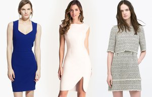 ofis elbise 2015 ilkbahar yaz model