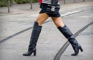 kislik cizme uzun bot pudra shop moda stil