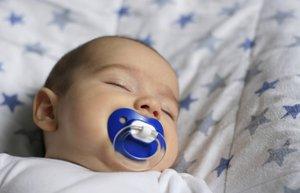 emzik bebek uyku yatak