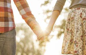 mutlu cift romantik