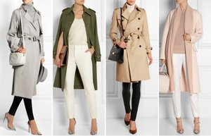 trenckot ilkbahar moda kadin 2015