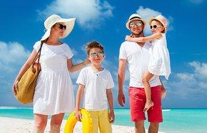 aile tatil bayram tatili deniz tatili