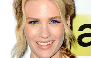 january jones guzellik sac makyaj