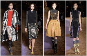 ss15 prada 2015 ilkbahar yaz koleksiyon milano moda haftasi