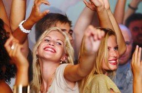 dans eglence parti konser insan mutlu