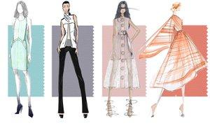 2016 pantone renk trendleri ilkbahar yaz yeni sezon moda