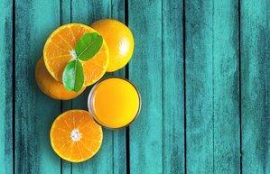 kisin cildi canlandiracak 10 besin portakal
