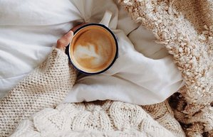 kahve kazak