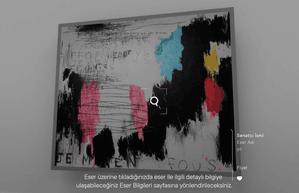 contemporary istanbul tebete sergisi eser gorunumu