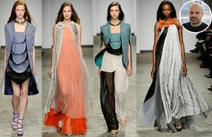 huseyin caglayan vionnet 2014 ilkbahar yaz paris couture fashion week