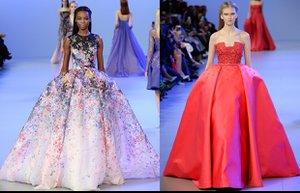 elie saab couture 2014 defile