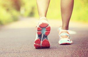 yuruyus spor kosu egzersiz