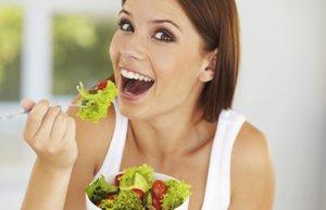 diyet beslenme salata