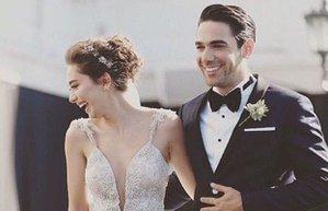 kadir dogulu neslihan atagul evlendi dugun fotograflari