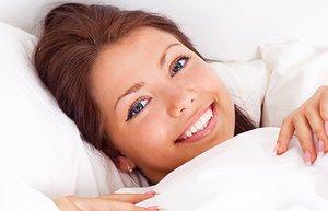 guzellik uyku kadin
