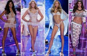 yeni victorias secret angel melek new model