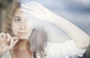depresyon mutsuz kadin hastalik uzgun