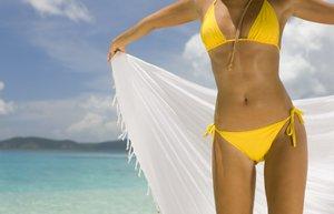 selulit bikini guzel vucut bacak 2015