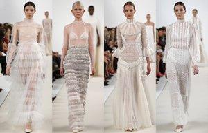 valentino sala bianca 945 haute couture koleksiyon beyaz moda 2015