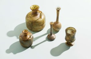 pasabahce magazalari cam eserler koleksiyonu