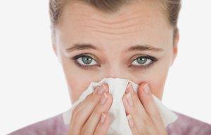 nezle grip burun akmasi alerji