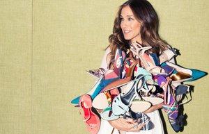 sarah jessica parker 2014 yeni ayakkabi koleksiyonu