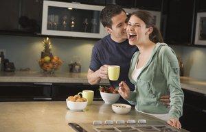 mutlu cift iliski evlilik mutfak beslenme