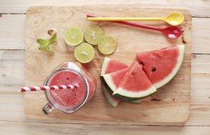 karpuz icecek tarif yaz 2016 saglik yiyecek