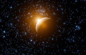 astroloji burclar ay tutulmasi gokyuzu