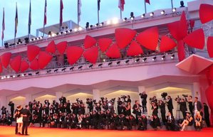 2018 venedik film festivali 2018 gorsel
