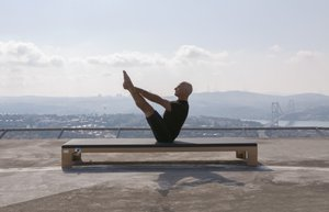 rael pilates istanbul