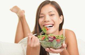 salata diyet beslenme