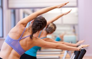 pilates egzersiz spor