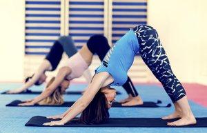 yoga sinif ders