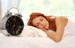 uyku yorgunluk saat sabah yatak saglik