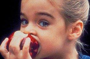 cocuk beslenme elma