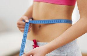 ince bel karin gobek egzersiz diyet kadin