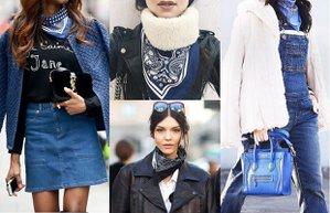 bandana fular trend alarmi aksesuar moda