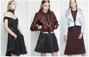 gulcin cengel moda 2014 2015 sonbahar kis koleksiyonu