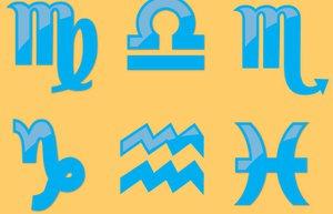 zodiac icon setastroloji burc