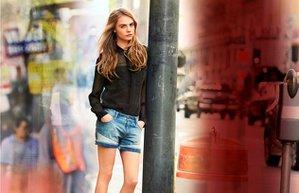 cara delevingne dkny jeans