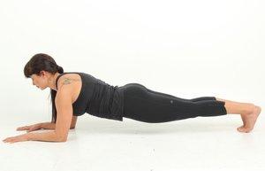 planke pilates egzersiz spor